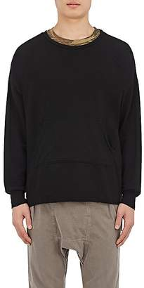 NSF Men's Cotton-Blend Fleece Sweatshirt
