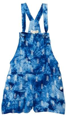 Appaman Cambria Tie Dye Overall (Toddler, Little Girls, & Big Girls)