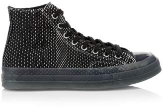 Converse Neon Wave Chuck 70 High-Top Jacquard Sneakers