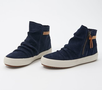 Sperry Crest Lug Zone Suede Boots
