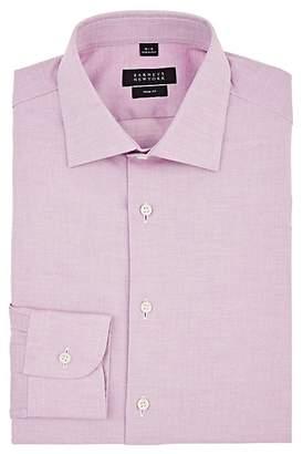 Barneys New York Men's Cotton Oxford Dress Shirt