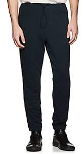 Theory MEN'S COTTON FRENCH TERRY JOGGER PANTS