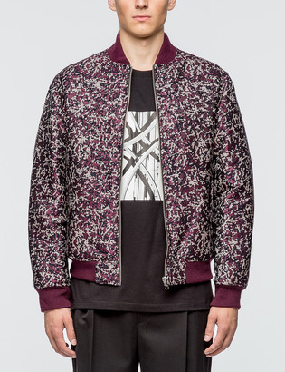 Public School Beve Reversible Bomber Jacket