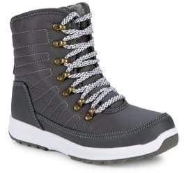 Khombu Altasport Faux-Fur Boots