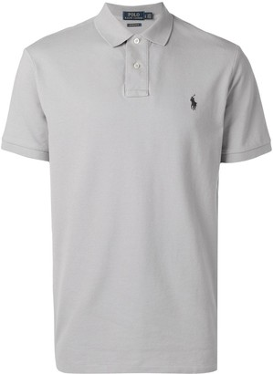 Polo Ralph Lauren logo embroidered polo shirt