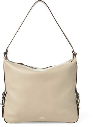 3333ea3ea1 Ralph Lauren Leather Slouch Hobo Bag