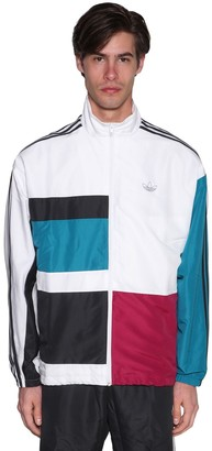 adidas Asymm Nylon Sweatshirt