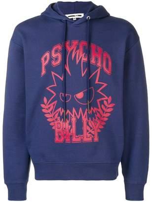 McQ Psycho Billy hoodie