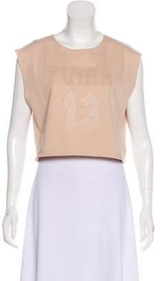 FENTY PUMA by Rihanna Embroidered Sleeveless Top w/ Tags