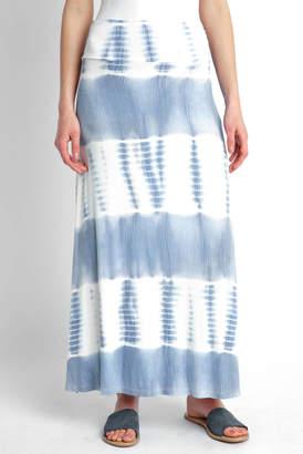 Juniper Blu Tie Dye Maxi Skirt