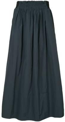 Tibi high-waist midi skirt