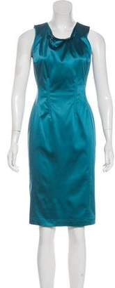 Lida Baday Sleeveless Knee Length Dress