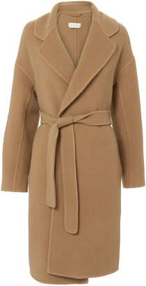 Max Mara 'S Garibo Belted Camel Coat