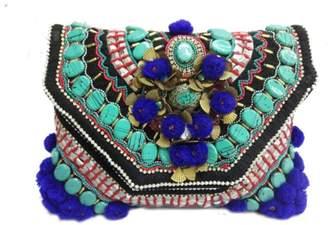 Ricki Designs Colorful Boho Crossbody $140 thestylecure.com