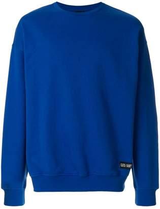 Les (Art)ists Virgil 80 print sweatshirt