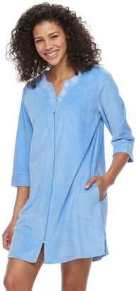 Croft & Barrow Women's Pajamas: Honey Knit Duster Robe
