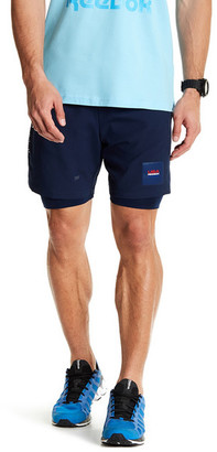 Reebok Hall of Fame Track Short $65 thestylecure.com