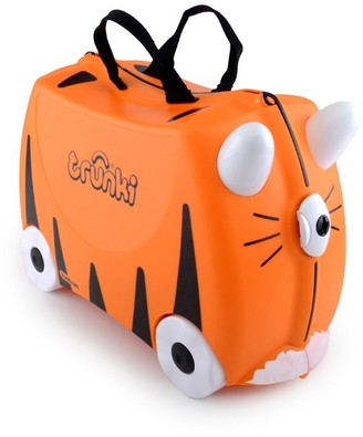 Trunki Ride-on Suitcase - Tipu the Tiger
