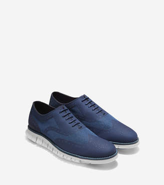 Cole Haan Men's ZERGRAND No Stitch Oxford