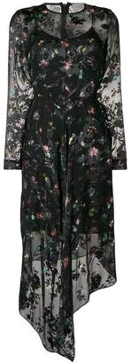 Preen by Thornton Bregazzi Sally floral printed dress