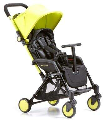 Pali Sei.9 Compact Travel Stroller in Vancouver Yellow