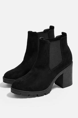Topshop Bobby Ankle Boots