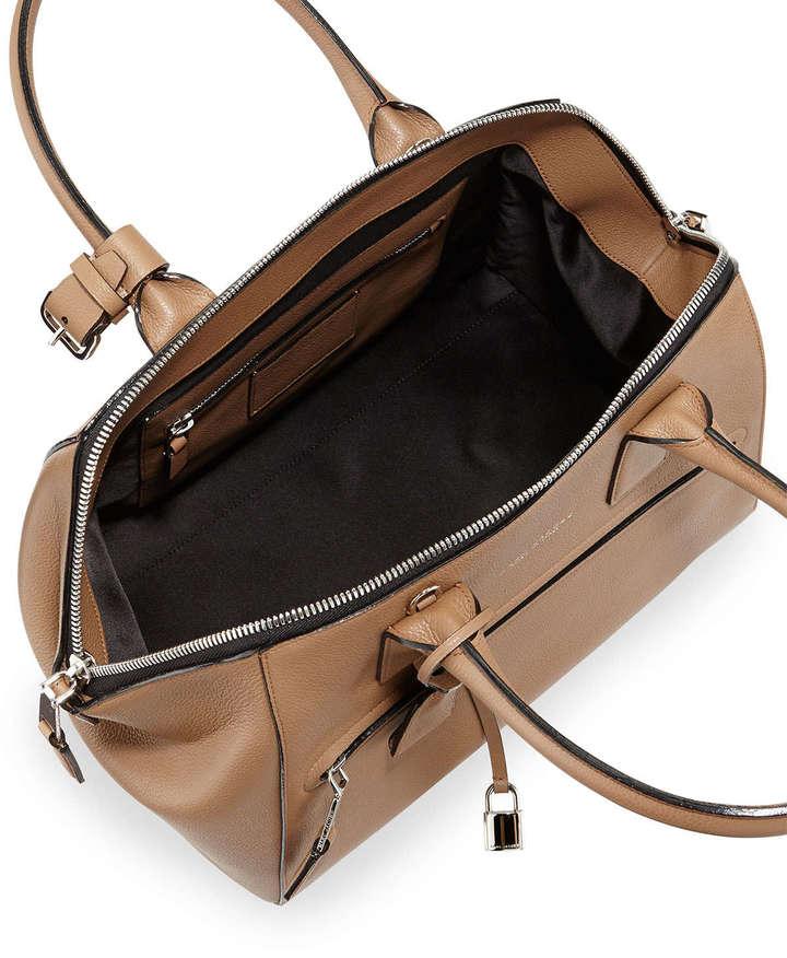 Marc Jacobs Incognito Medium Satchel Bag, Tan