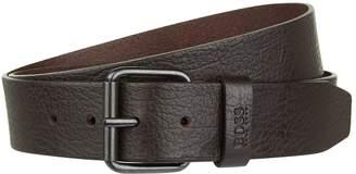HUGO BOSS Grained Leather Belt