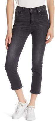 Levi's 724 High-Rise Straight Crop Jeans