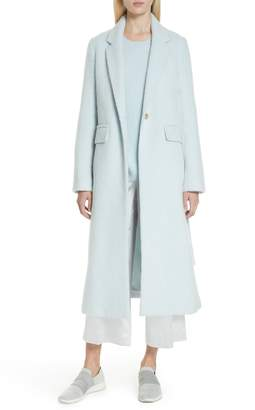 Vince Long Faux Fur Coat