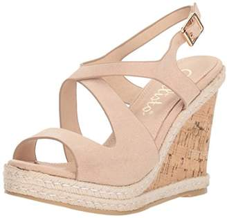 Callisto Women's Brielle Wedge Sandal
