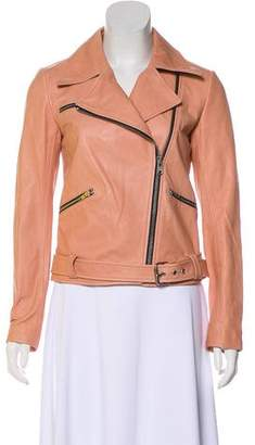 A.L.C. Leather Long Sleeve Jacket w/ Tags