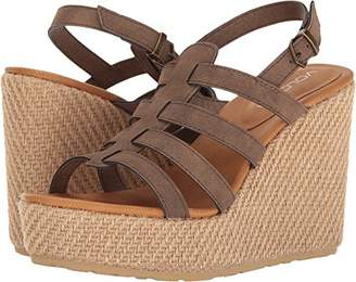 Volcom High Society Womens Sandal Wedge