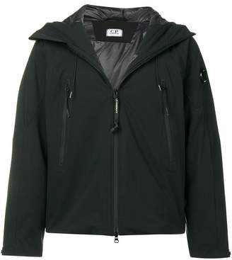 C.P. Company hooded water-resistant jacket