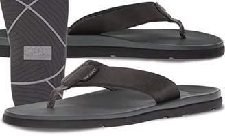 74936d3eba42 Scott Hawaii Men s Hikino Vegan Leather Sandals