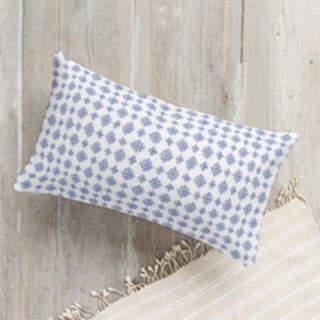 Aztec Chevrons Lumbar Pillow
