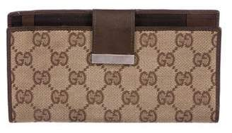Gucci GG Travel Wallet