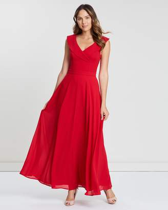 Review Valley Of Dreams Maxi Dress