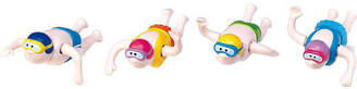 Little Baby Company Wind Up Swimming Bath Toy