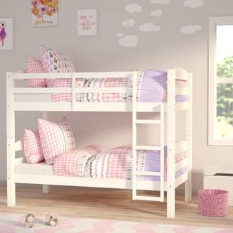 LOFT Viv + Rae Abby Twin over Twin Bunk Bed