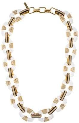 Rachel Zoe Chunky Chain-Link Necklace