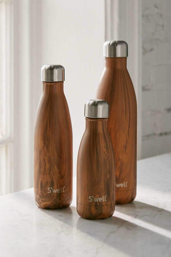 S'well Wood Water Bottle