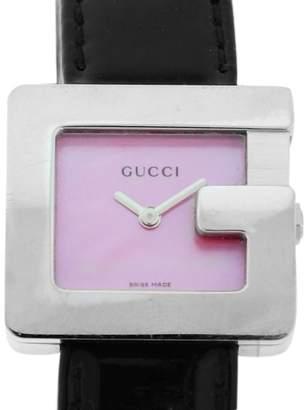 Gucci G Chrono Diamond Mens Watch