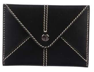 Tod's Leather Coin Pouch
