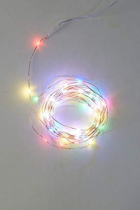 Anthropologie Stargazer Carousel Twine Lights, 15' Battery Powered
