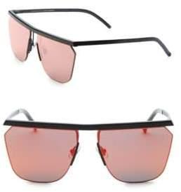 Gentle Monster Metallic Sunglasses