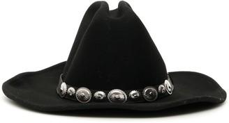 Jessie Western Stone Cowboy Hat