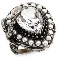 Alexander McQueen Drop Ring