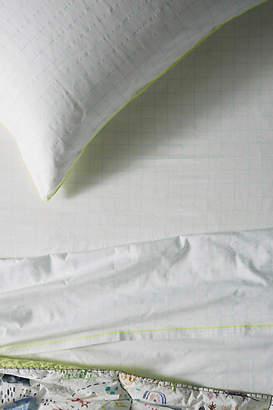 Meri Meri Patterned Cotton Twin Sheet Set