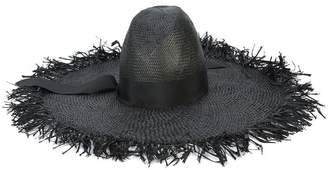 Gigi Burris Millinery Ete woven hat
